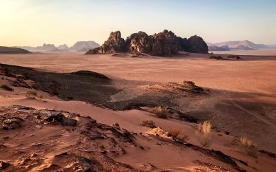 Wadi Rum, like no other place