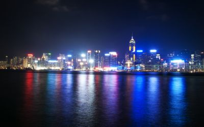 Hong Kong City 1