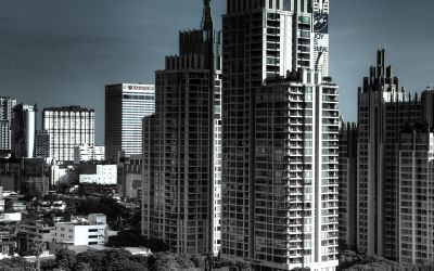 Bangkok Buildings 1