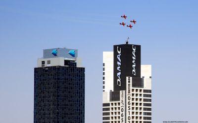 Amman Royal Falcons Airshow 2