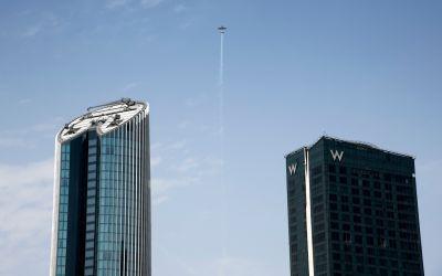 Amman Royal Falcons Airshow 3