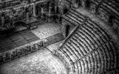 Amman Roman Amphitheater