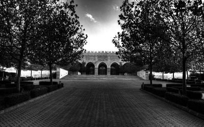 King Hussein Mosque 1