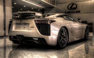 Lexus LFA 6
