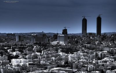Amman from 183 meters 1