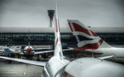 Heathrow Terminal 5 C