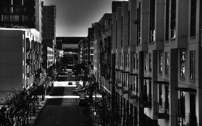 SFO side street