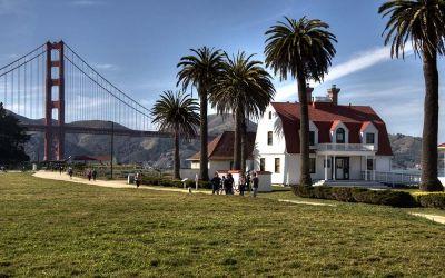 The Golden Gate Bridge 4