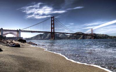 The Golden Gate Bridge 3