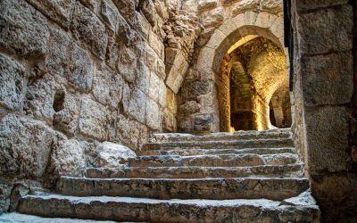 Ajloun Castle 1