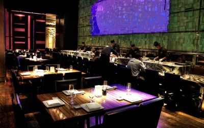 SHIBUYA !  …. sushi restaurant