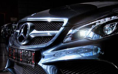 Mercedes E250 2014 front-1
