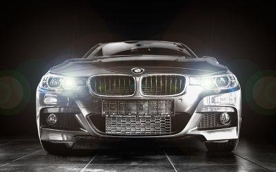 BMW 335i front-2