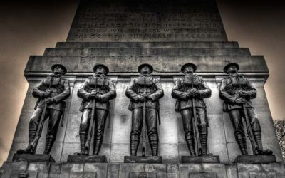 The Guards Division War Memorial
