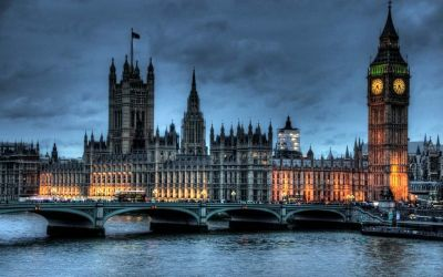 The Palace of Westminster 2
