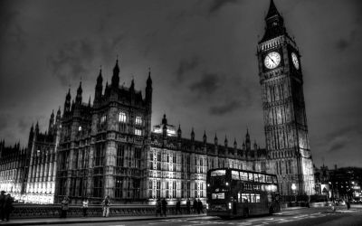The Palace of Westminster 3