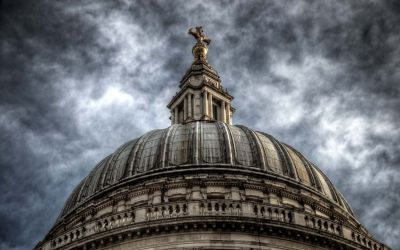 St. Paul's Cathedral 6 – The Dome