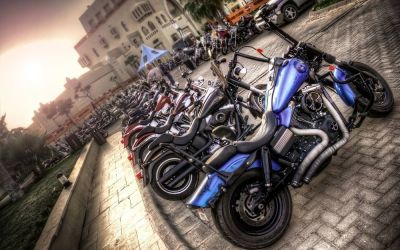 Harley Davidson Aqaba Event May2015 -1