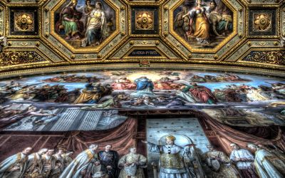 Vatican City 15 – Sistine Chapel
