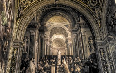 Vatican City 14 – Sistine Chapel