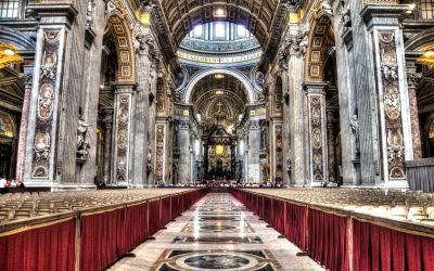 Vatican City 9 – St. Peter's Basilica