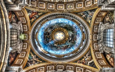 Vatican City 8 – St. Peter's Basilica