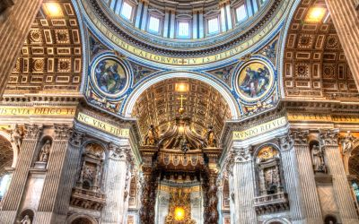 Vatican City 6 – St. Peter's Basilica