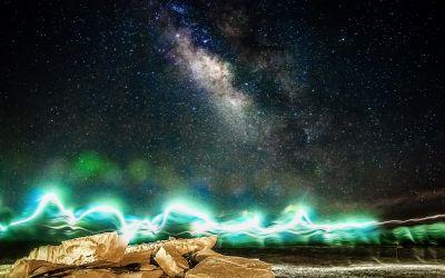 Milky Way at Azraq 2
