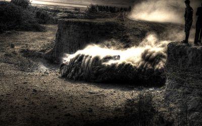 Jordan 2011 WRC – 'Roaring Dust'