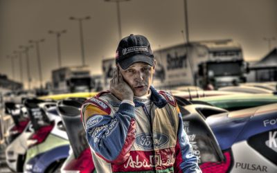 Jordan WRC 2011 – Mikko Hirvonen