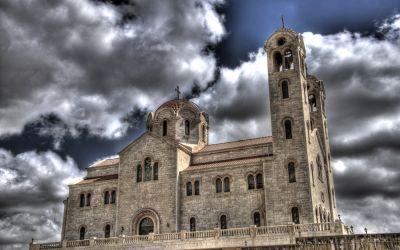 Khalda Church 2