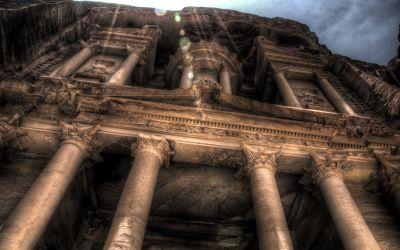 Petra – The Treasury