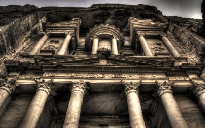 Petra – The Treasury 2