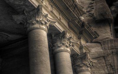 Petra – The Treasury 3
