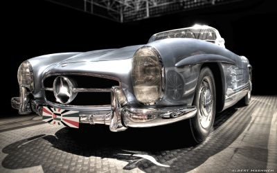 Mercedes-Benz SL300 Roadster – 1957