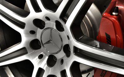 Mercedes SLS 6