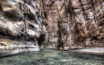 Wadi Al Mujib 02