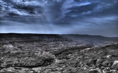 Wadi Al Mujib 16 – Jordan's Grand Canyon !