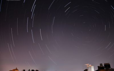 Amman Star Trails