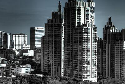 Bangkok Buildings 1