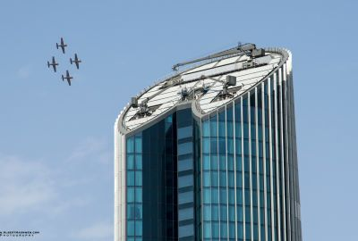 Amman Royal Falcons Airshow 1