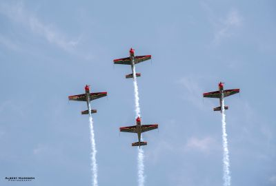 Amman Royal Falcons Airshow 5