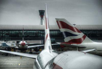 Heathrow Terminal 5 C