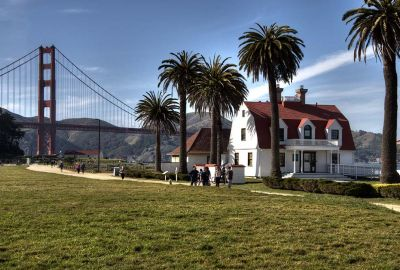 The Golden Gate Bridge 4