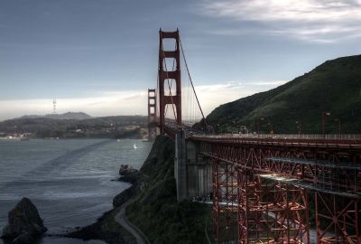 The Golden Gate Bridge 6