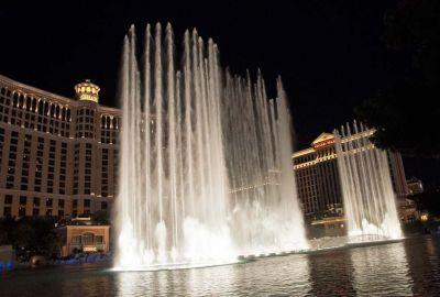 Bellagio Fountain 1