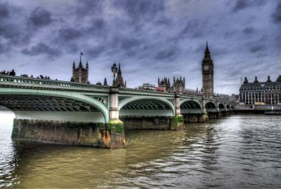 The Palace of Westminster 4