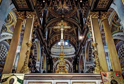 St. Paul's Cathedral 3 – The Altar