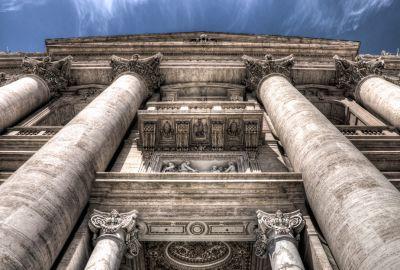 Vatican City 10 – St. Peter's Basilica