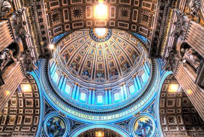 Vatican City 5 – St. Peter's Basilica
